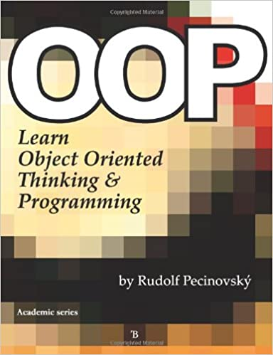 OOP-Learn Object Oriented Thinking and Programming