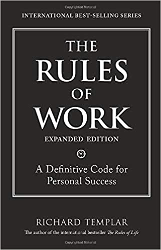 Rules of Work expander edition  - Richard Templar