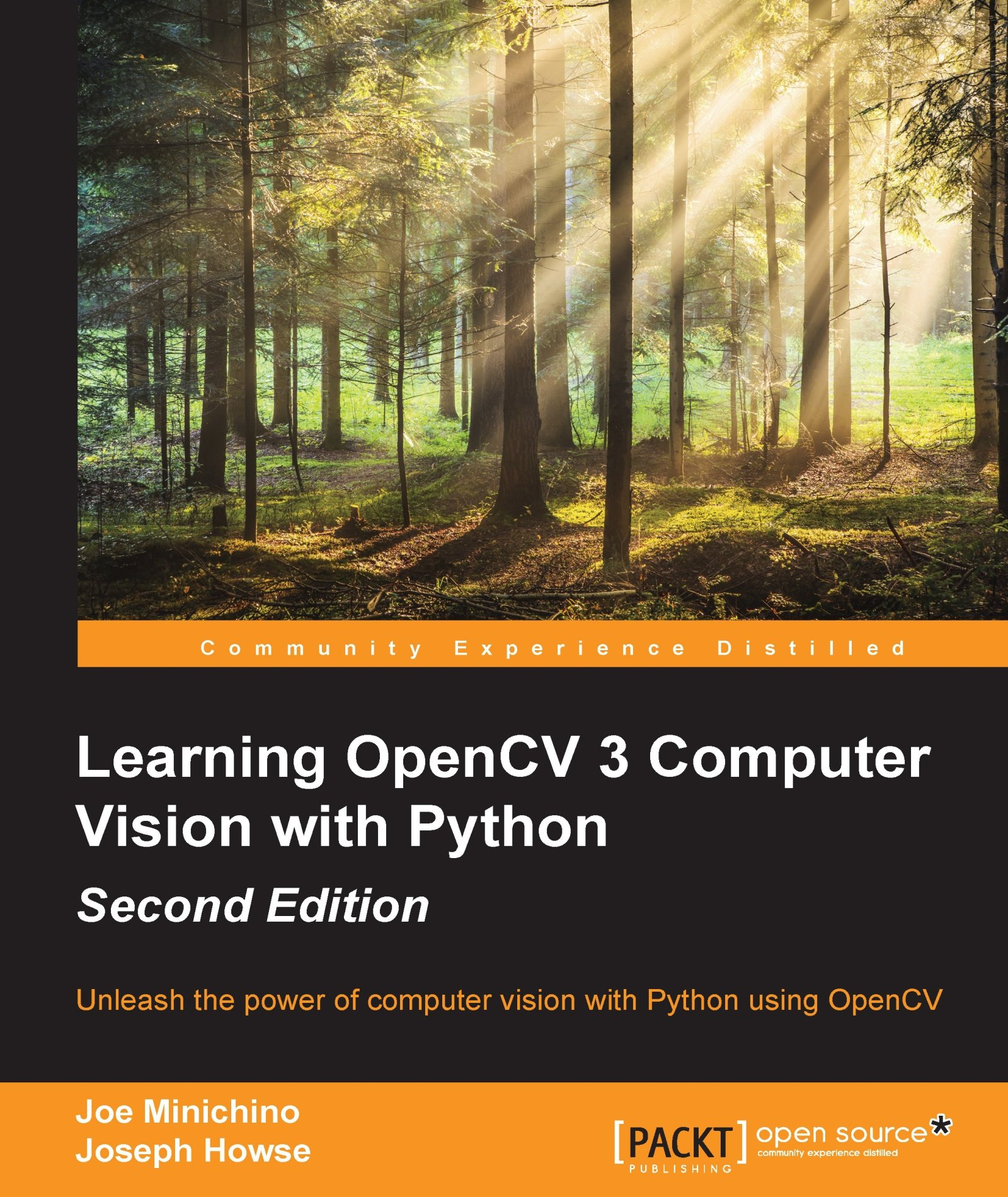Learning OpenCV 3 Computer Vision with Python - Joe Minichino, Joseph Howse