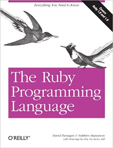 The Ruby Programming Language