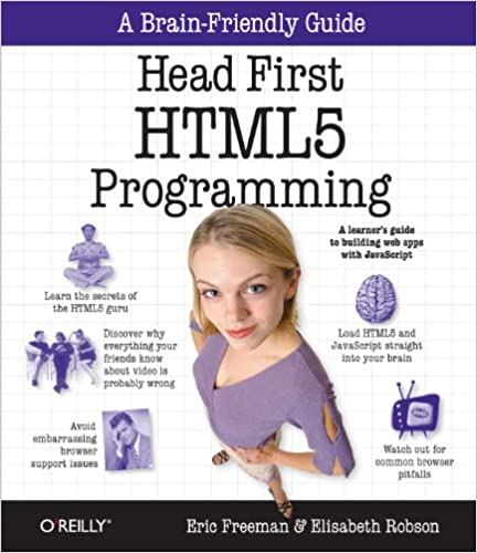 Head First HTML5 Programming - Eric Freeman
