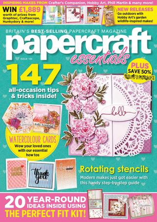 Papercraft Essentials №194, 2021
