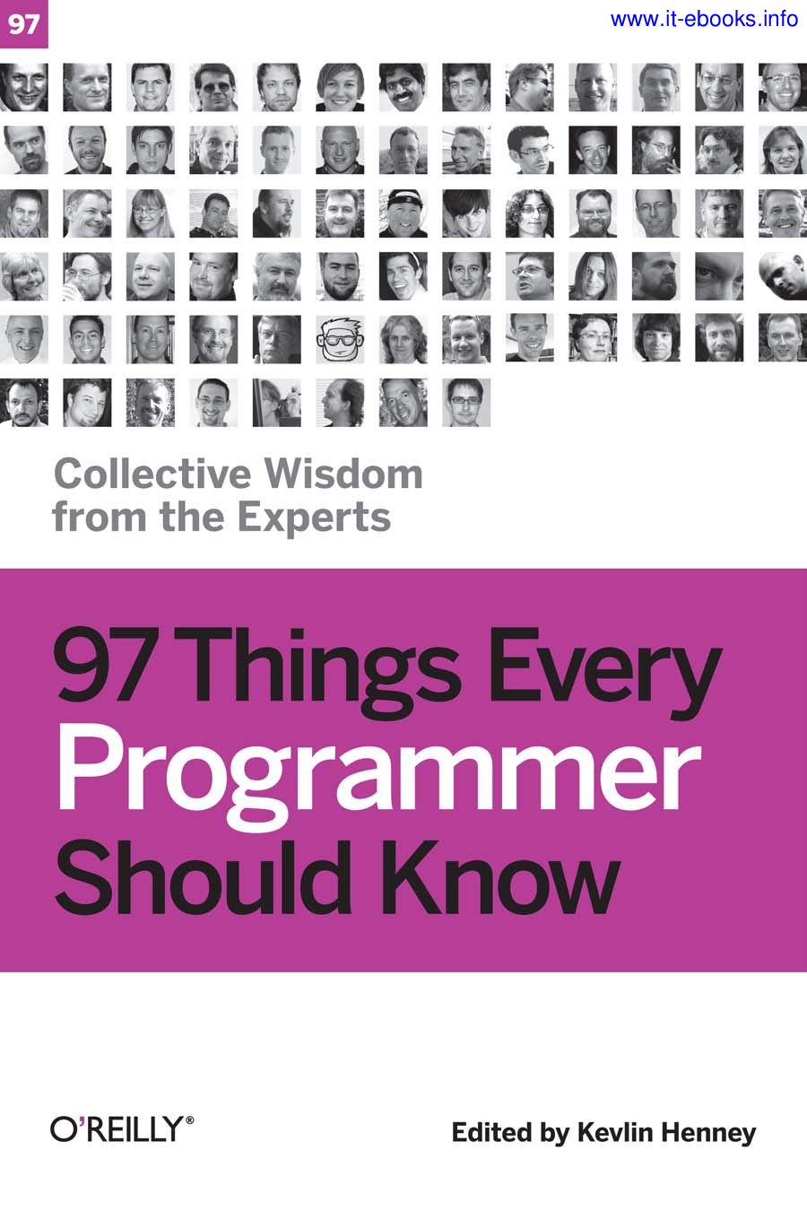 97 Things Every Programmer Should Know - Kevlin Henney