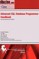 Advanced SQL Database. Programmer Handbook by Donald К Burleson, Joe Celko, John Paul Cook, Perer Gullitzan