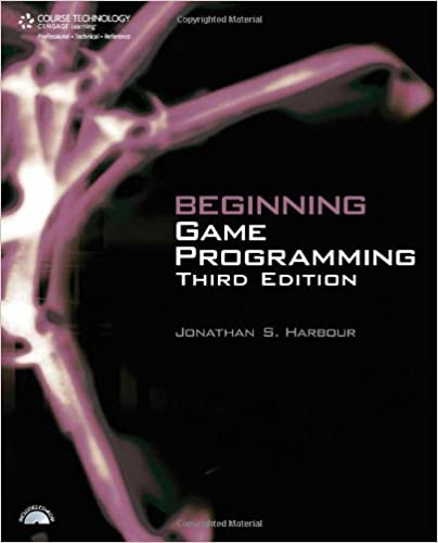 Beginning Game Programming 3rd Edition by Jonathan S. Harbour